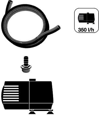 brunnen tokyo von ubbink 1387025 ebay. Black Bedroom Furniture Sets. Home Design Ideas