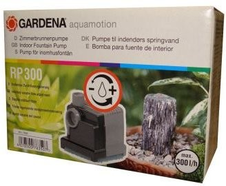 300 ltr gardena zimmerbrunnenpumpe rp300 7835. Black Bedroom Furniture Sets. Home Design Ideas
